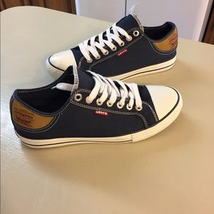 Levi Strauss Canvas Men Sneakers 8.5